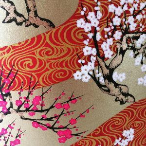Cherry blossom! Spring is here! Design number 432. Check out...