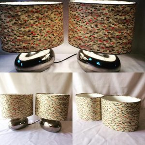 Chiyogami lampshades #chiyogami #handprinted #uniquestyles #...