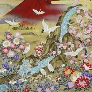 sogara-yuzen-cranes-design
